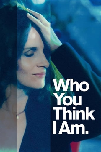 Poster of Who You Think I Am