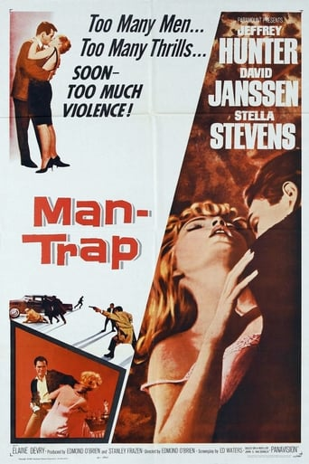 Poster of Man-Trap