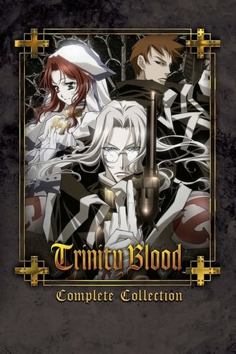 Poster of Trinity Blood