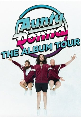 Poster of Aunty Donna - The Album Tour