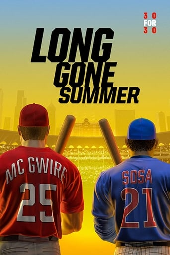 Poster of Long Gone Summer