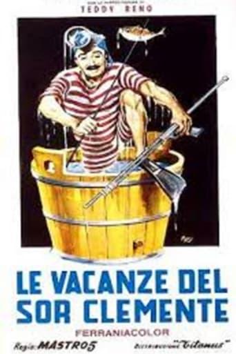 Poster of Le vacanze del Sor Clemente