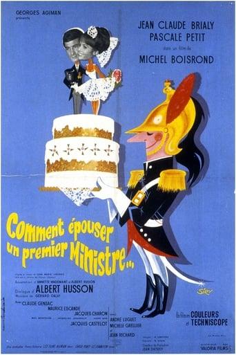 Poster of Comment épouser un premier ministre
