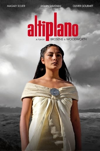 Poster of Altiplano