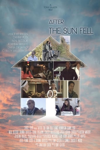Poster of After the Sun Fell