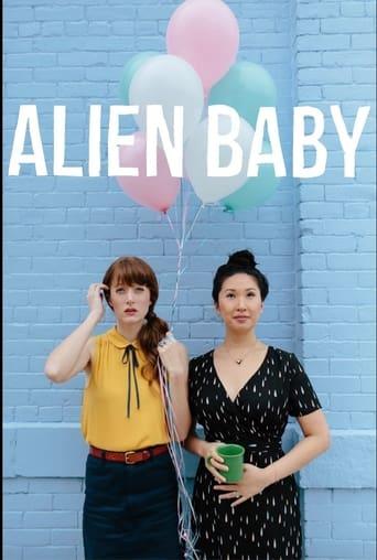 Poster of Alien Baby