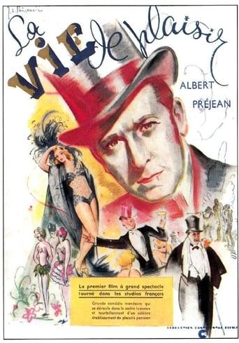Poster of La Vie de plaisir