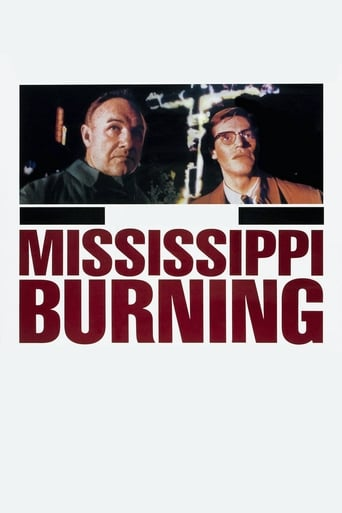 Poster of Mississippi Burning