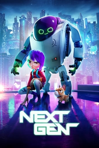 Poster of Next Gen