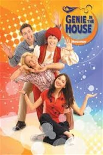 Poster of Genie in the House