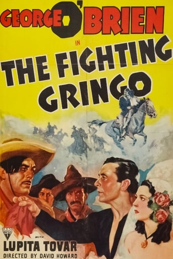 Poster of The Fighting Gringo