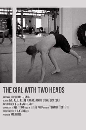Poster of The Girl with Two Heads