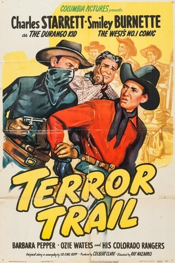 Poster of Terror Trail