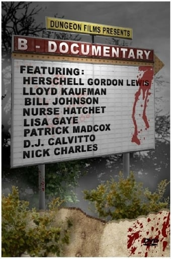 B-Documentary poster