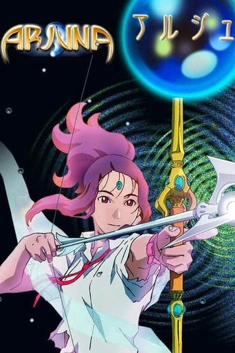 Poster of 地球少女アルジュナ