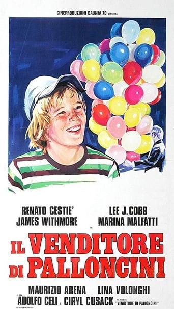 Poster of The Balloon Vendor