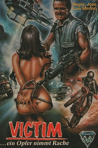 Poster of USA, violación y venganza