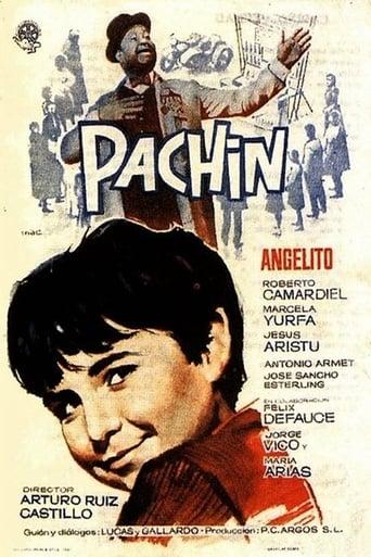Poster of Pachín