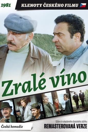 Poster of Mature Wine