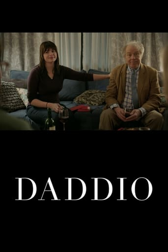 Poster of Daddio