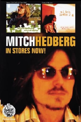 Poster of Mitch Hedberg: Strategic Grill Locations