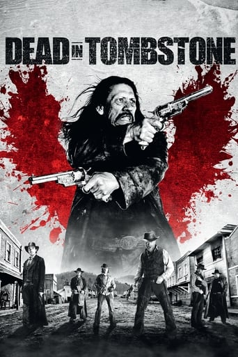 Poster of Dead in Tombstone