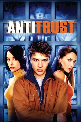 Poster of Antitrust