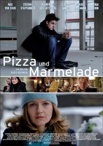 Poster of Pizza und Marmelade