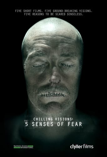Poster of Chilling Visions: 5 Senses of Fear
