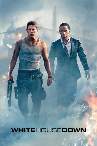 Poster of White House Down