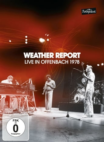 Poster of Weather Report: Live in Offenbach, Germany