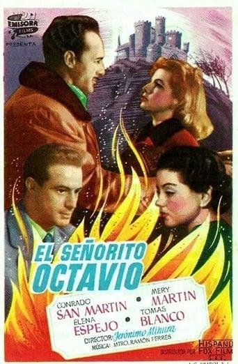 Poster of El señorito Octavio