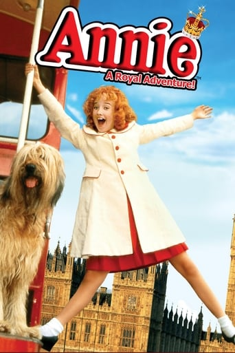 Poster of Annie: A Royal Adventure