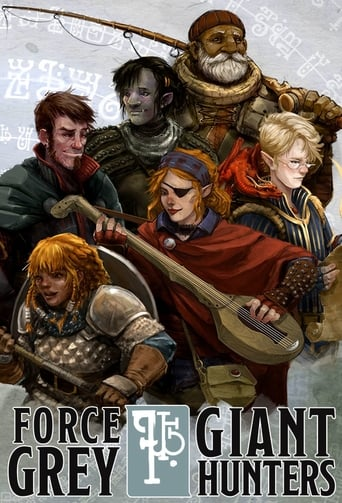 Poster of Force Grey: Giant Hunters