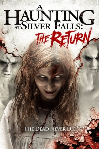 Poster of A Haunting at Silver Falls: The Return