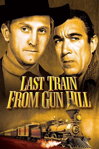 Poster of Last Train from Gun Hill