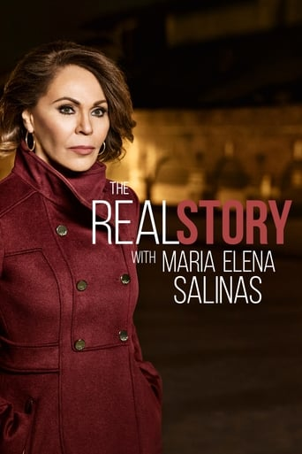 Poster of The Real Story with Maria Elena Salinas