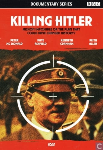 Poster of Killing Hitler
