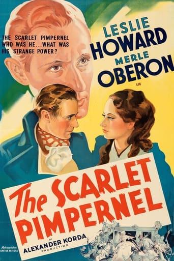 Poster of The Scarlet Pimpernel