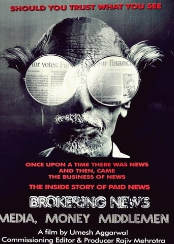 Poster of Brokering News: Media, Money and Middleman