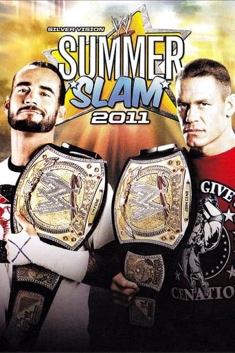 Poster of WWE SummerSlam 2011