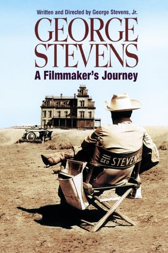 Poster of George Stevens: A Filmmaker's Journey