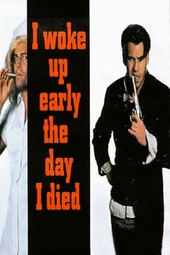 Poster of I Woke Up Early the Day I Died