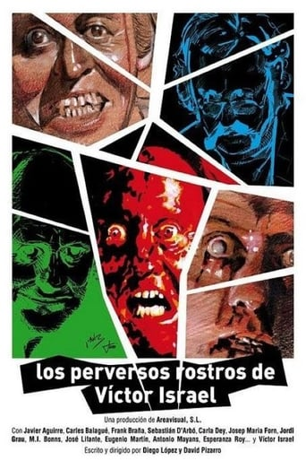 Poster of The Evil Faces of Víctor Israel