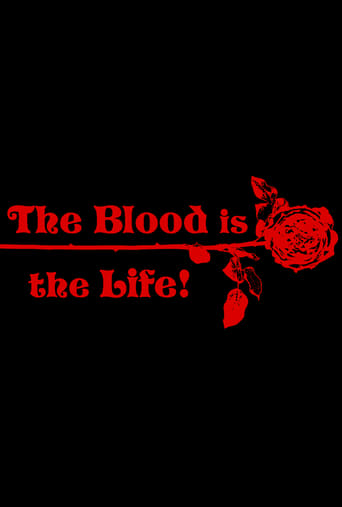 Poster of The Blood Is the Life