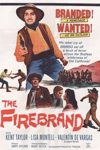 Poster of The Firebrand
