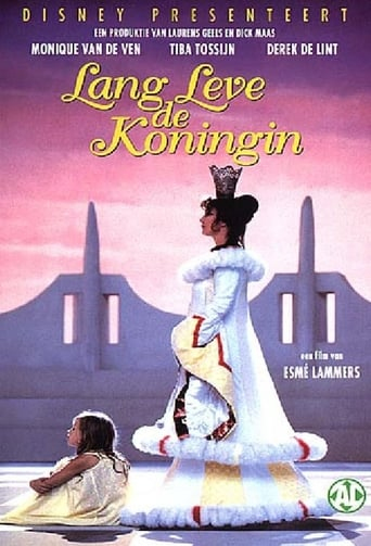 Poster of Lang Leve de Koningin