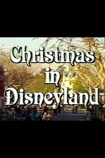 Poster of Christmas in Disneyland