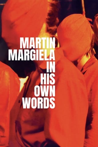 Poster of Martin Margiela: In His Own Words