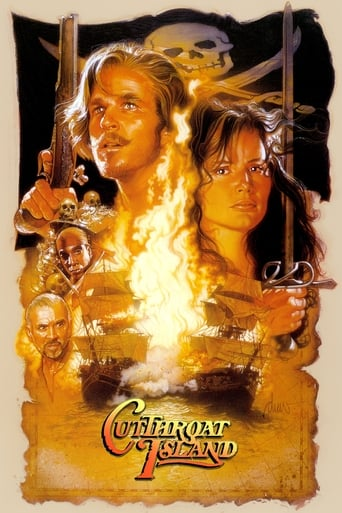 Poster of Cutthroat Island
